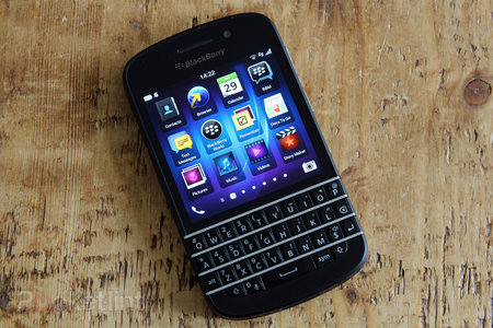 BlackBerry Q10 - photo 1
