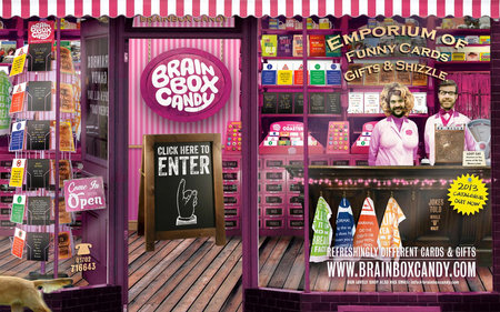 Website of the day: Brainbox Candy