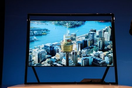 Samsung officially announces 98-inch UHD display and 31.5-inch UHD monitor