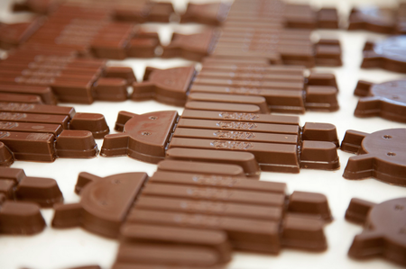 KitKat is the next version of Android, says Google and Nestle - photo 1