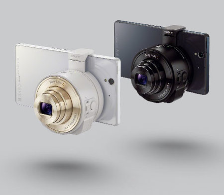 Sony QX10 and QX100 available for pre-order on Amazon, ahead of IFA launch