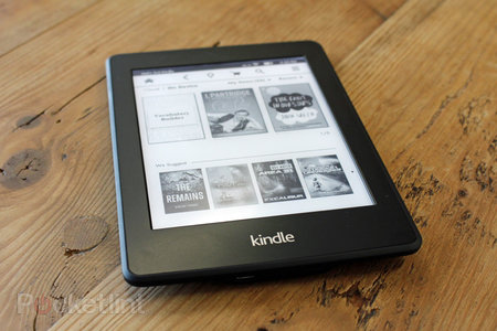 Amazon Kindle Paperwhite (2013) hands-on: Brighter, whiter, smarter
