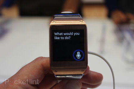 Hands-on Samsung Galaxy Gear review: Killing time with the new smartwatch