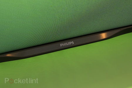 Philips Elevation: we take a look at the first television with four-sided Ambilight - photo 2