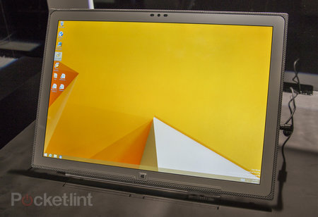 Panasonic Toughpad 4K UT-MB5 tablet hands-on: 20-inch pro-spec slate shows off 4K potential - photo 6