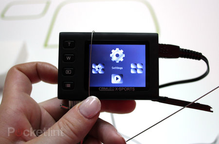 Toshiba Camileo X-Sports hands-on: Challenging GoPro - photo 5