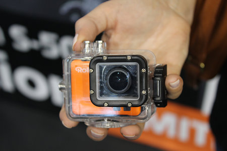 Rollei Actioncam S-50 WiFi takes on GoPro with smaller form and a screen, we go hands-on
