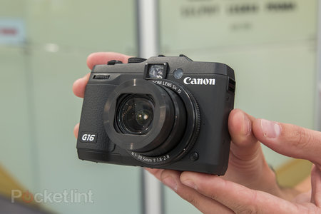 Canon PowerShot G16 hands-on: has the high-end compact embraced change enough?
