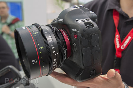 Canon EOS-1D C hands-on, we check out the ultimate 4K videographer's DSLR - photo 2