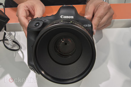 Canon EOS-1D C hands-on, we check out the ultimate 4K videographer's DSLR - photo 6