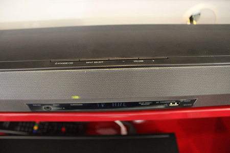 Pioneer's new SBX-N700 speaker bar and Bluetooth player gets the hands-on treatment - photo 3