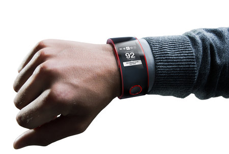 Nissan Nismo Watch: The smartwatch to get you in gear (video) - photo 1