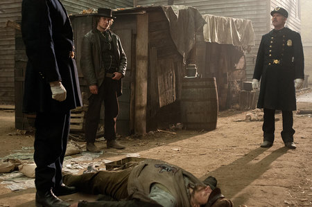 Record breaking US TV show, Copper, airs on Lovefilm Friday 13 September - photo 1