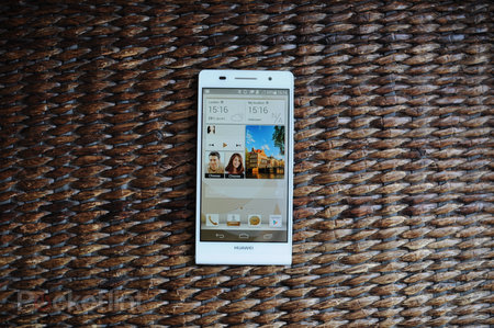Huawei Ascend P6 - photo 1