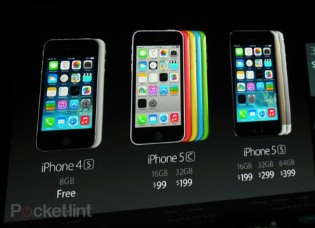 Apple discontinues iPhone 5 and iPhone 4, keeps 8GB iPhone 4S as free option