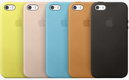Accessorising: Apple launches dock and cases for iPhone 5S/5C