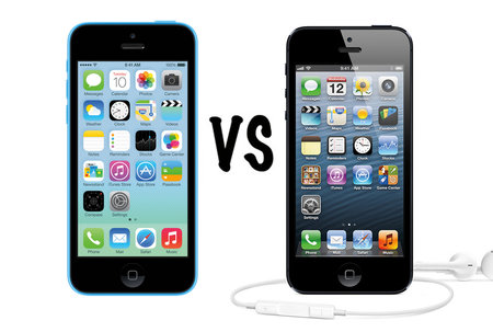 iPhone 5C vs iPhone 5: What's the difference?