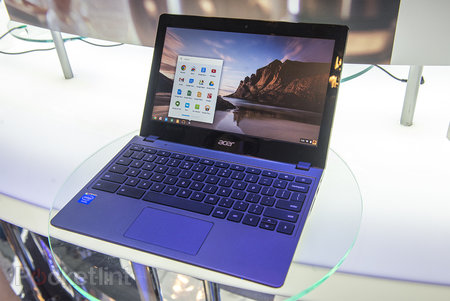 Acer C7 Chromebook hands-on, the no-nonsense Haswell Chromebook improves over its predecessor