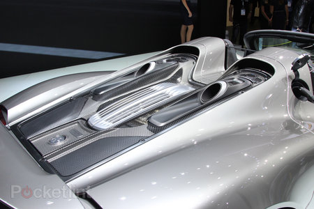 Porsche 918 Spyder pictures and hands-on - photo 7