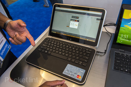 MasterPass: make credit card payments at home by swiping on your NFC laptop, literally - photo 1