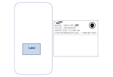 Samsung SGH-i187 Windows Phone hits FCC, headed for US carrier AT&T?