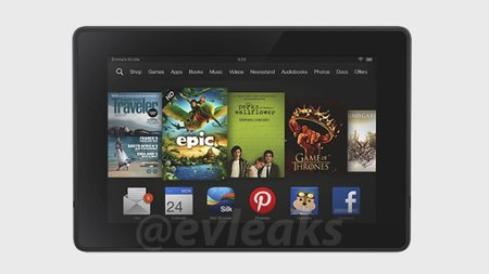 Kindle Fire image leaks, we catch it and work out what it means
