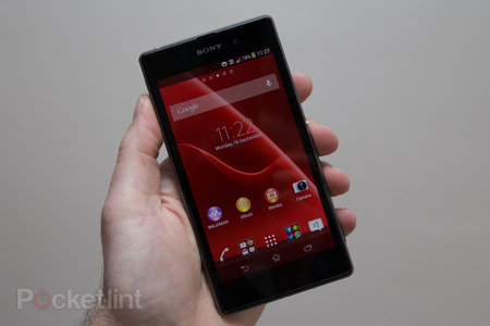 Sony Xperia Z1 review - photo 1