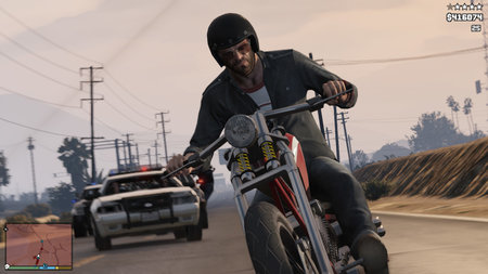 Grand Theft Auto V review - photo 1