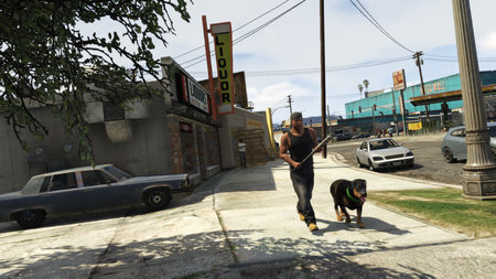 Grand Theft Auto V review - photo 7