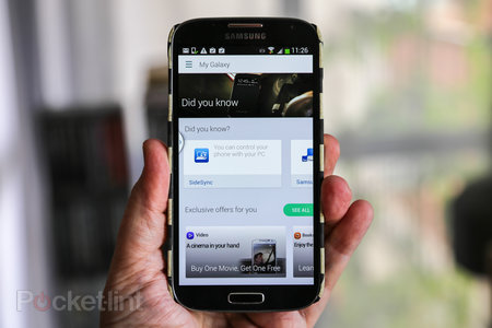 Samsung My Galaxy app rewards Galaxy smartphone owners with vouchers and phone info