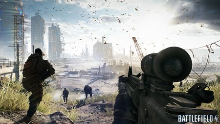 Battlefield 4 to use Xbox One Kinect for head-tracking look controls