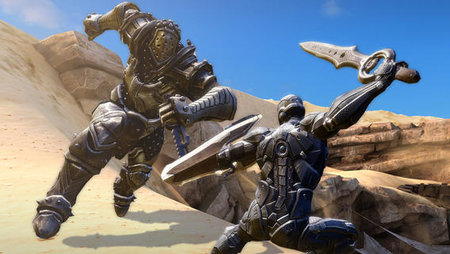 Infinity Blade III will be the first 64-bit optimised game for the iPhone 5S