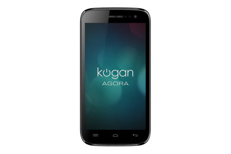 Online-only retailer Kogan details its Agora Quad-core Smartphone: Dual SIM and 5-inches for £150 - photo 1