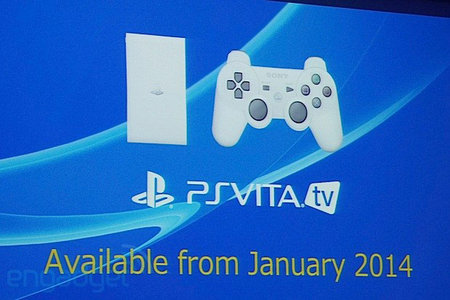 Sony PS Vita TV heading to China and South Korea in 2014, but European release unlikely - photo 2