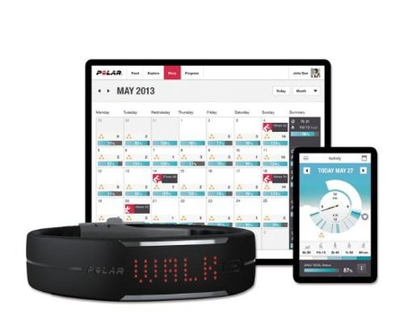 Polar Loop fitness and sleep tracker to release in October with iPhone app - photo 2