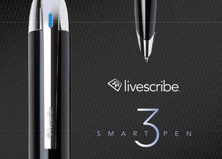 Livescribe 3 smart pen surfaces in FCC filing - to hit US soon?