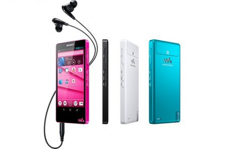 Sony unveils two new Android Walkmans due out 19 October