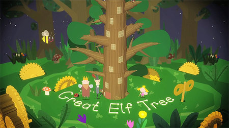 Nick Jr spoofs Game of Thrones in Ben & Holly's Little Kingdom pre-school trailer (video)
