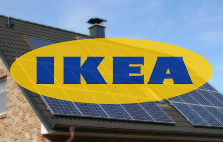 IKEA solar panels go on sale in UK, will hit all 17 stores within 10 months