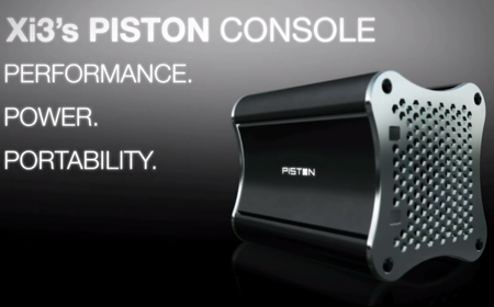 Xi3 Piston gaming console to launch 29 November for $999