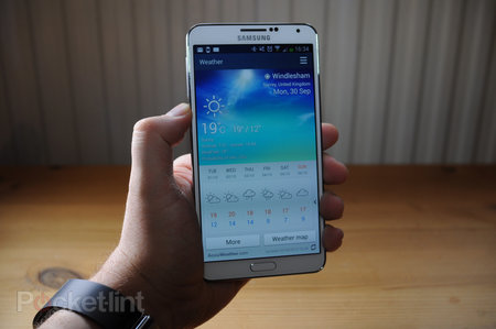 Samsung Galaxy Note 3 review - photo 2