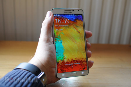 Samsung Galaxy Note 3 review - photo 3