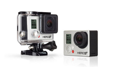GoPro updates camera range with Hero3+ Black Edition: Smaller, lighter, mightier