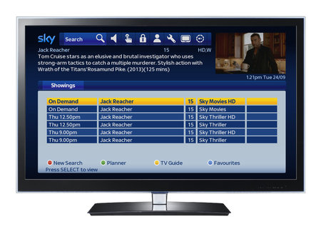 Sky enhances search features for Sky+HD boxes - photo 3