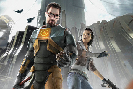 Valve trademarks Half-Life 3, internet gets very excited