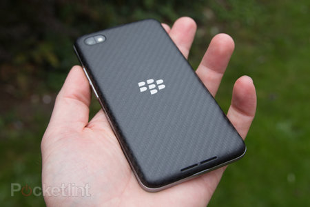 BlackBerry Z30 review - photo 8
