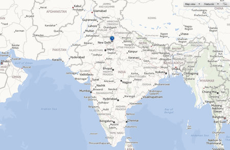 Nokia's Here mapping service calls on the Indian community to help improve data