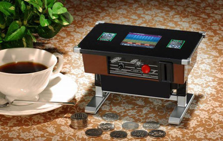 There are few things in life better than a mini Space Invaders Coin Piggy Bank