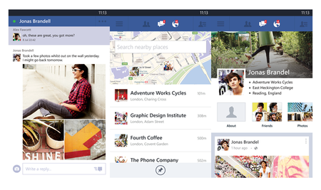 Facebook for Windows Phone updated: adds support for batch photos, unfriending, unliking and more