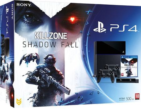PS4 with Killzone: Shadow Fall and camera Mega Bundle coming to UK for £450
